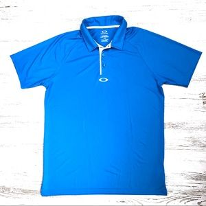 OAKLEY | Golf Shirt Regular Fit Hydrolix Polo L